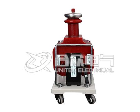 干式轻型高压试验变压器