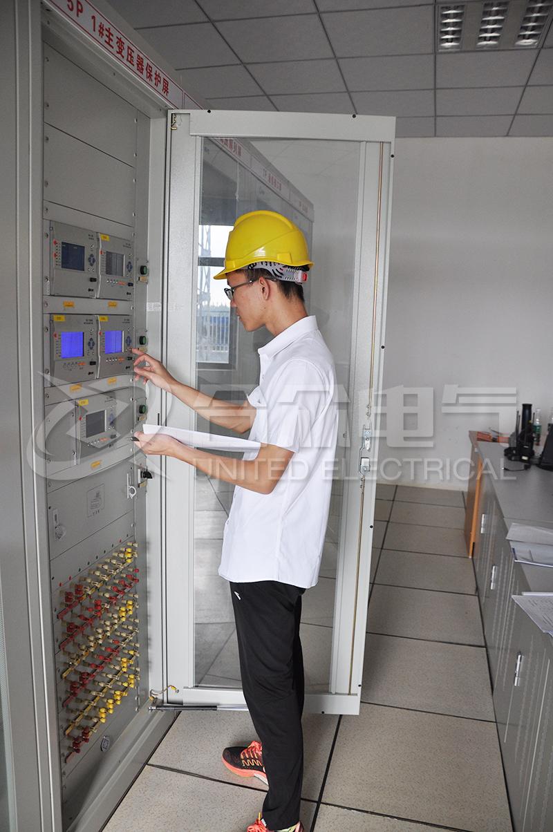 二次继电保护试验