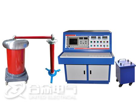 局部放电检测试验系统