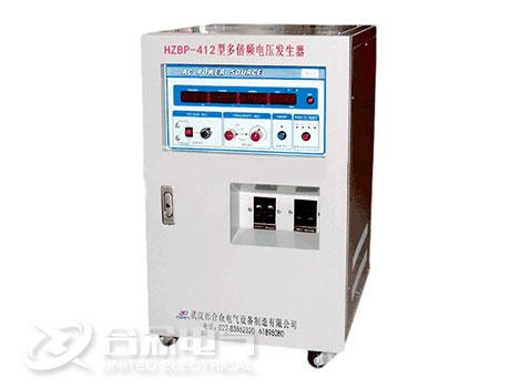 多倍频电压发生器