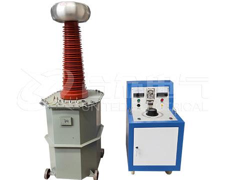 电力预防性试验用工频耐压试验装置