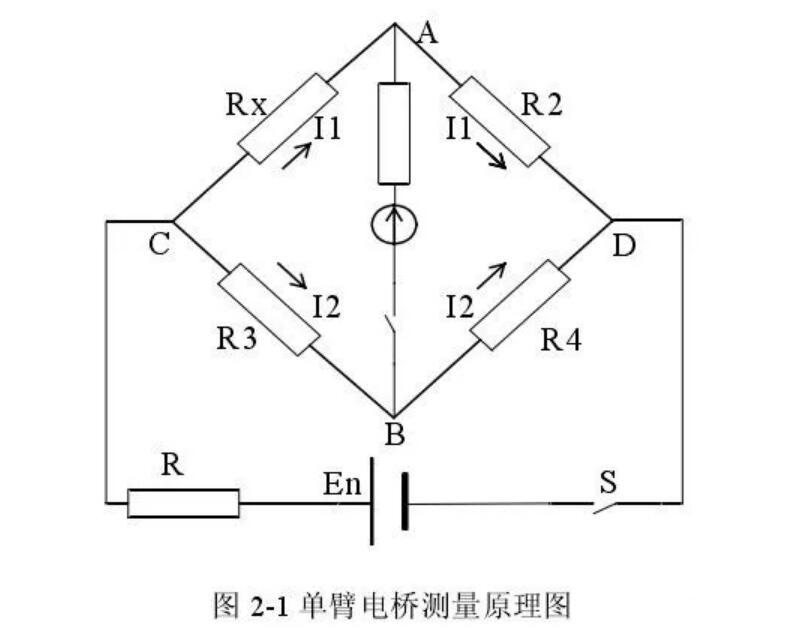 直流电阻测试单臂电桥法