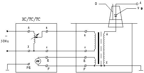 YDJ油浸式试验变压器原理
